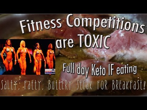 KETOGENIC Diet for BEGINNERS - EASIER than you THINK | Fitness can ruin you, CONTEST PREP is DUMB