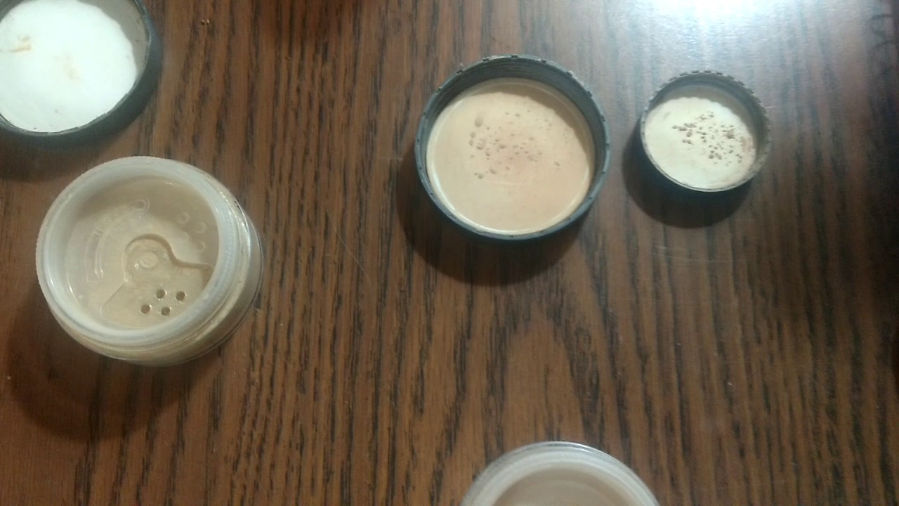 counterfeit bare minerals on ebay vs real from ebay youtube