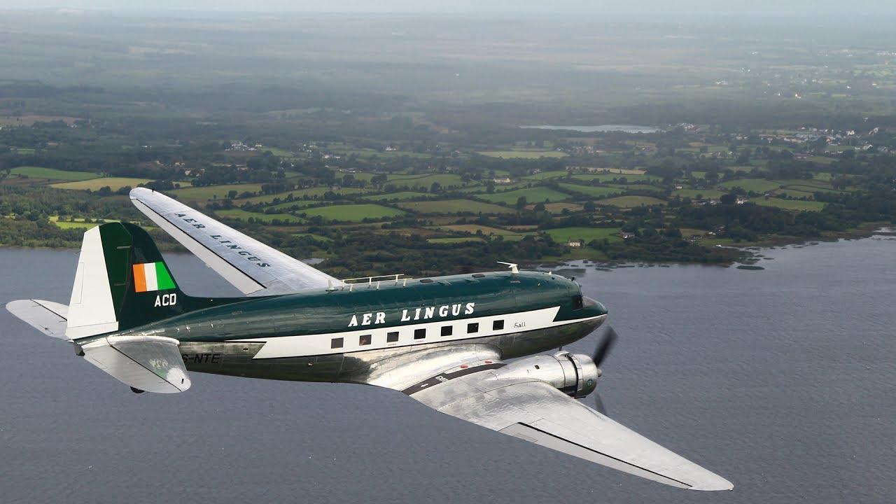 dc interiors douglas dc 3 restoration Aer Lingus Douglas DC-3