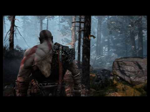 God of War - The Marked Trees: Hunt & Explore Wildwoods: Lost & Found Toy, Jump Gaps (2018)