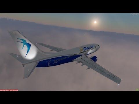 [P3D V3.4] Berlin Tegel (EDDT) - Turin (LIMF) Full Flight | BMS4020 PMDG 737-700