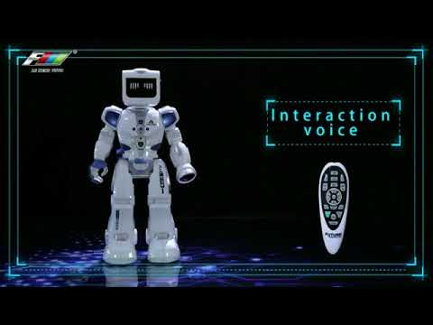 RC Smart Robot intelligent robot dancing work walk dialogue robot