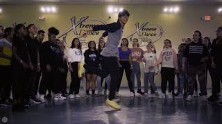 CHICAGO | Fine Wine & Hennessy - Afro B | Ken San Jose Choreography