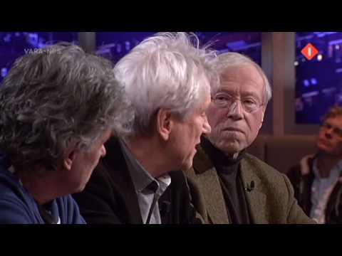 Drie vrienden over het overlijden van Hans van Mierlo
