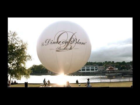 Diner en Blanc - Sherbrooke 2016, Vidéo officielle