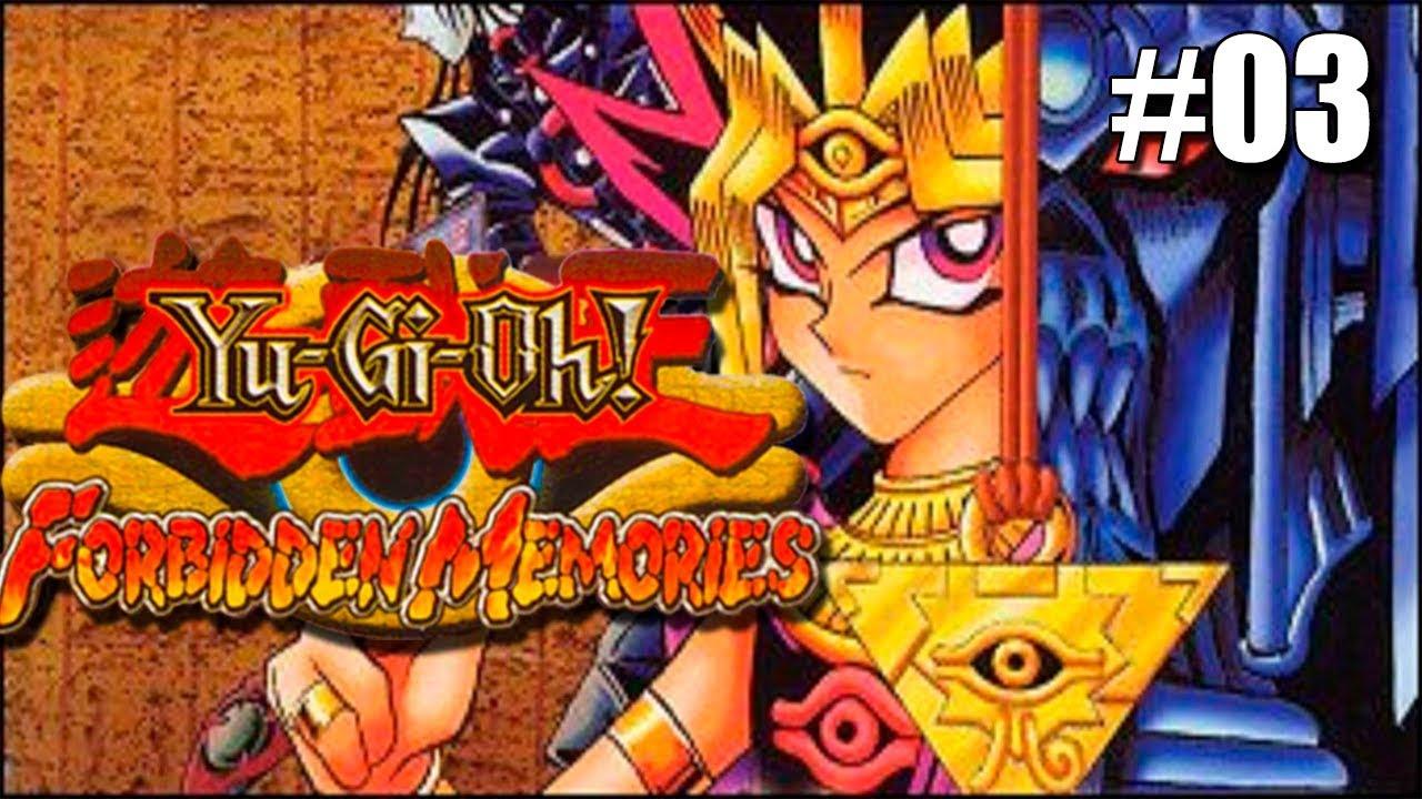 o coraÇÃo das cartas! - yu-gi-oh! forbidden memories#03