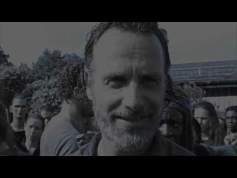 The walkind dead ♣ Rick grimes MV