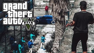GTA 5 BLOODS VS CRIPS  Ep.31 (THE COUNTRY)