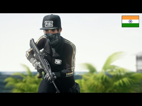 PUBG Live Stream India • Rank #1 Player In D-Sync