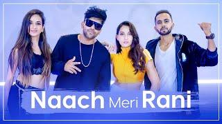 Download lagu NACH MERI RANI | Dance Video | Tejas & Ishpreet Ft. Guru Randhawa & Nora Fatehi | Dancefit Live