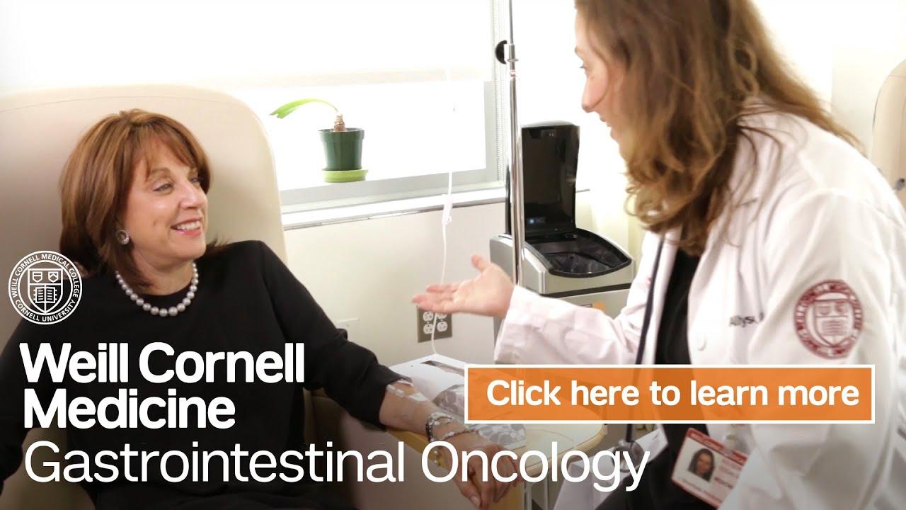 Gastrointestinal Cancers | Sandra and Edward Meyer Cancer Center