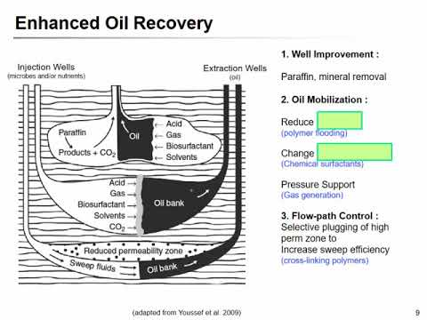 CE421 Energy Geotechnology and Geology - Lec 16(1):  THE RESERVOIR (6)