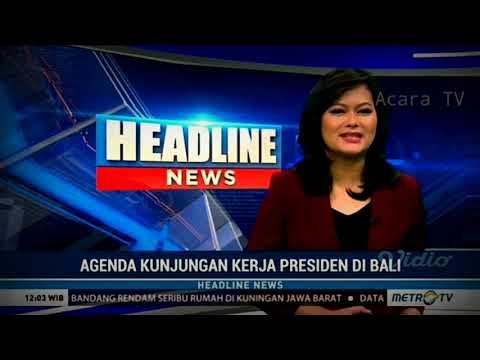Presiden Joko Widodo : Target 7 juta sertifikat tanah di tahun 2018