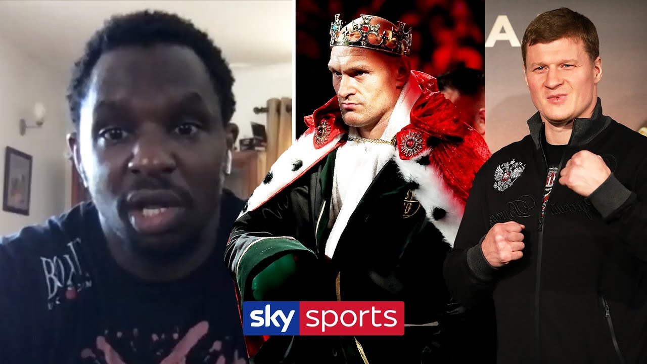 EXCLUSIVE! Dillian Whyte on his newly scheduled Povetkin fight, Fury vs AJ & his mandatory challenge