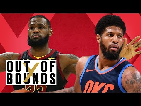 Russell Westbrook Needs Help; James Harden Keeps Cooking; Is LeBron Burnt? | Out of Bounds
