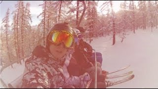 Zemf Team - 7 Days of powder in your face! Puy St. Vincent 2012 Thumbnail