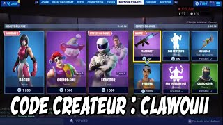 BOUTIQUE FORTNITE DU 31 JUILLET 2019 - FORTNITE ITEM SHOP JULY 31 2019 - NEW SKIN