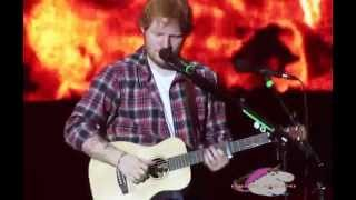 I SEE FIRE - Ed Sheeran Live in Manila 3-12-15