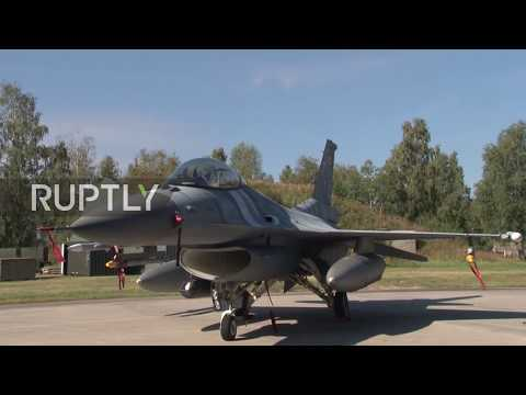 Lithuania: US deploys seven F-15C jets to Siauliai for NATO Baltic Air Policing mission