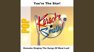 Midnight At The Lost & Found (karaoke-Version) As Made Famous By: Meat Loaf