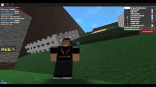 Roblox Project Pokemon lets play episode #1