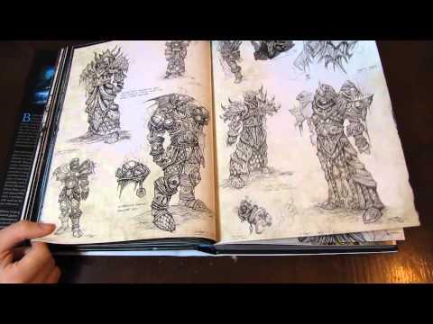 "Artbook ""The Art of BLIZZARD ENTERTAINMENT"""