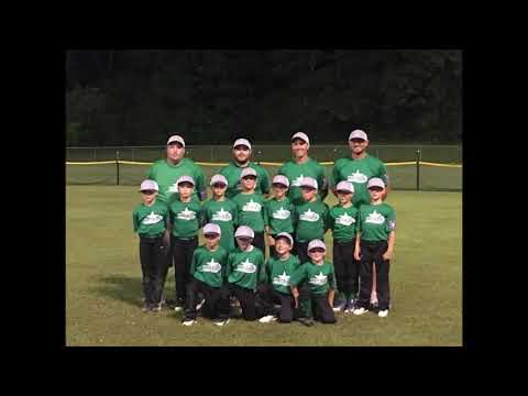 2018 -8 Yr Old Dixie Youth District 8 Champions