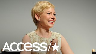 Michelle Williams Marries Phil Elverum In Secret Wedding: 'I Never Gave Up On Love' | Access