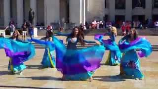 Dalida Bellydance Troupe At State Fair Of Texas 2015