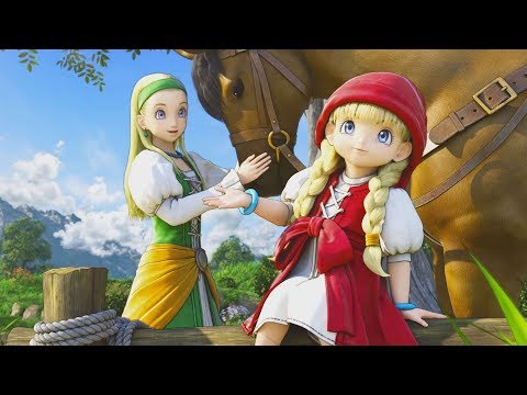 A new Dragon Quest XI gameplay lets you see a boss battle
