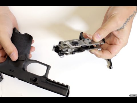 SIG Sauer P320 Full Disassembly & Reassembly for Cleaning