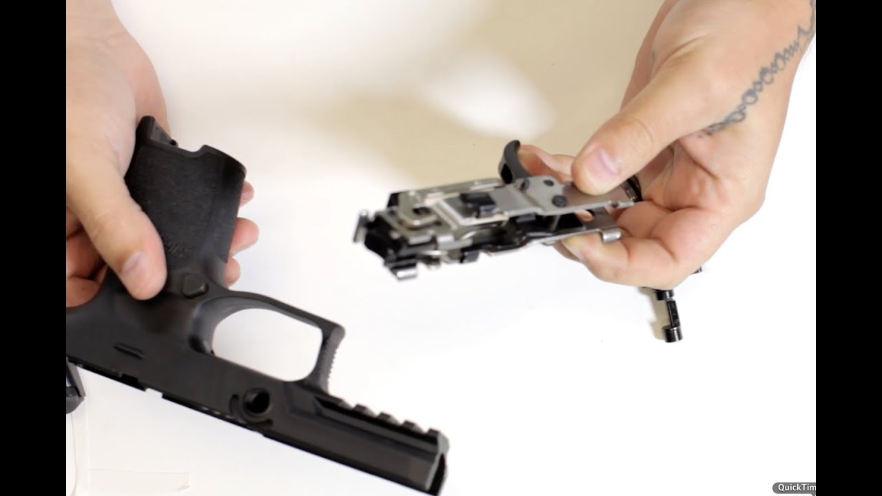hight resolution of sig sauer p320 full disassembly reassembly for cleaning