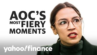 AOC highlight reel: The freshman rep's most fiery moments on Capitol Hill