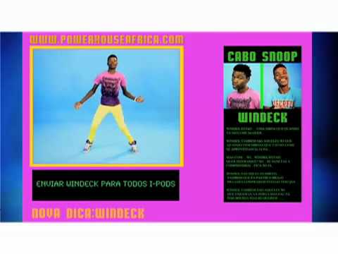 Download Cabo Snoop   windeck official music video