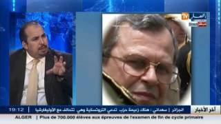 نقاش على المباشر: عمار سعداني..هذا هو يسعد ربراب يا جزائريين