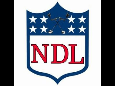 """NDL """"National Detecting League"""" 2017"""