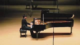 Evan Wong / Schumann Kreisleriana, Op  16