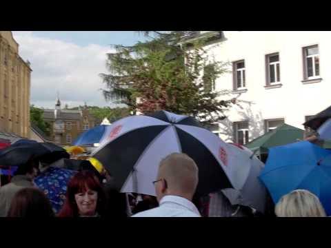 Flashmob Thalheim / Erzgebirge 28.05.2011