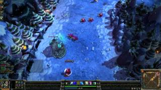 Обзор игры 'League of Legends'. (Трэш)