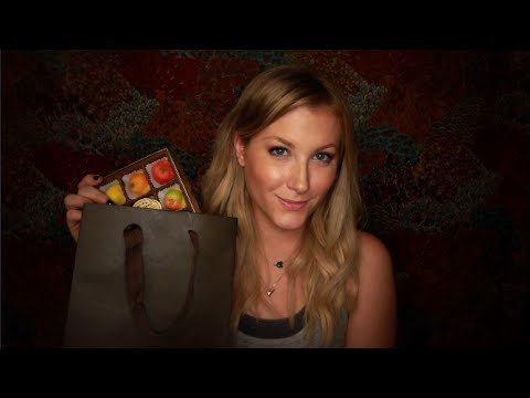 Tingly Street Festival Haul (a relaxing ASMR show & tell)