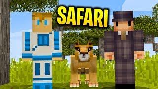 Minecraft SAFARI: Poznajmy Ten Świat...