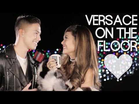 Bruno Mars - Versace On The Floor (Myrtle Sarrosa and Tony Labrusca Cover)