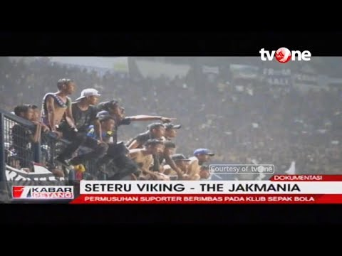 Seteru Viking - The Jakmania