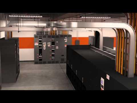 CyrusOne Data Centers - Houston West III Virtual Tour