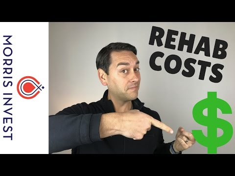 Renovation Costs on an Investment Property