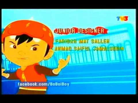 BoBoiBoy S2: Bersedia (Season 2, Version 2)