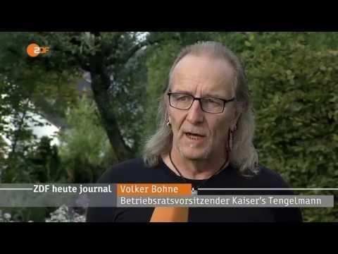 Download Kaisers Tengelmann Rettung oder Ende ZDF heutejournal vom 14102016