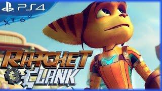 Ratchet &  Clank. Часть 6. Прохождение