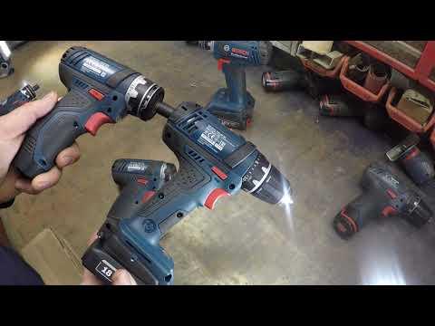Bosch Toolmodding - GSR FlexiClick Umbauvideo