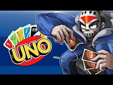 Thumbnail: UNO - 2v2 Full Match! (Cartoonz & Delirious Vs Ohm & Bryce) First to 500 Points!